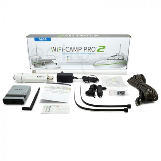 Alfa Network WiFi Camp Pro 2 Set
