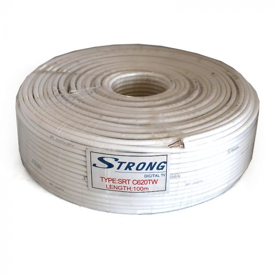 Strong Coax 100 meter (SRT C620TW)