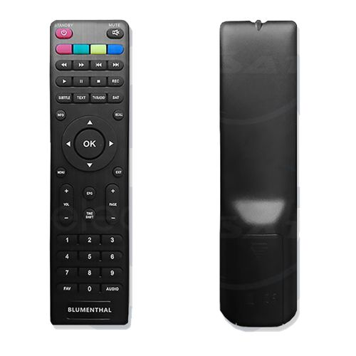 Afstandsbediening Blumenthal IPTV SET TOP BOX
