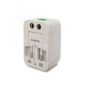Adaptor all-in-one reisstekker