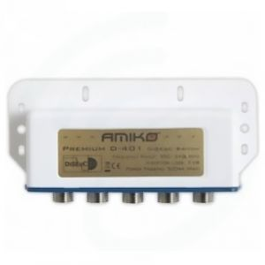 Amiko D-401 Premium Outdoor DiSEqC Switch