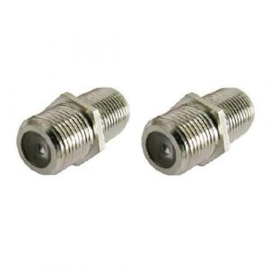 F Connector Female naar Female