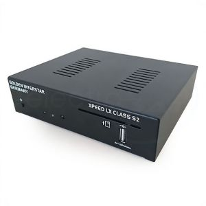 Golden Interstar Xpeed LX Class S2 Full HD DVB-S2 Linux Receiver