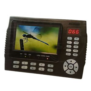 Multi Functionele Satelliet finder & CCTV Camera Monitor